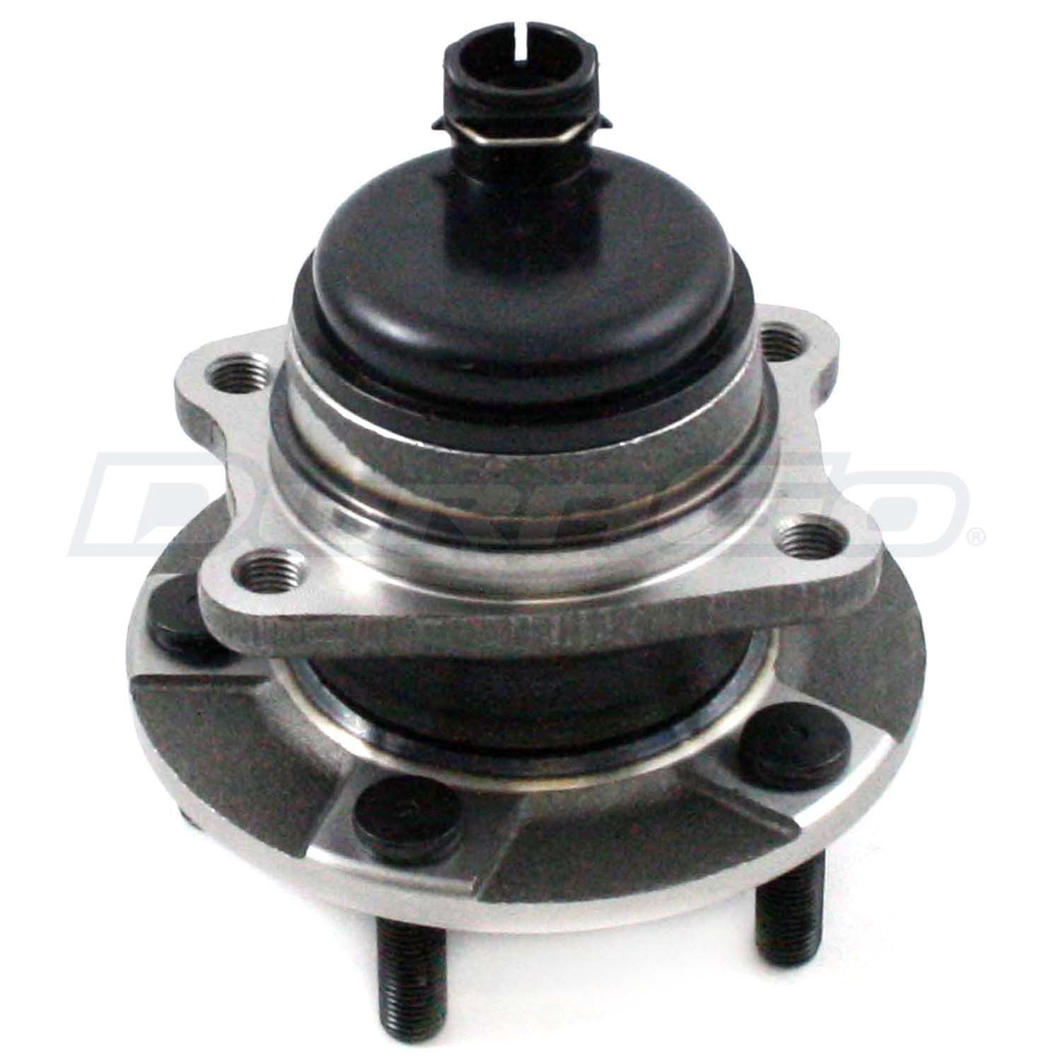 DURAGO - Axle Bearing and Hub Assembly - D48 295-12169