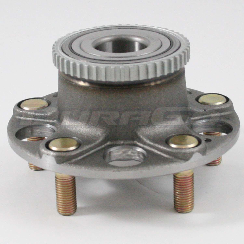 DURA INTERNATIONAL - Axle Bearing & Hub Assembly - D48 295-12188