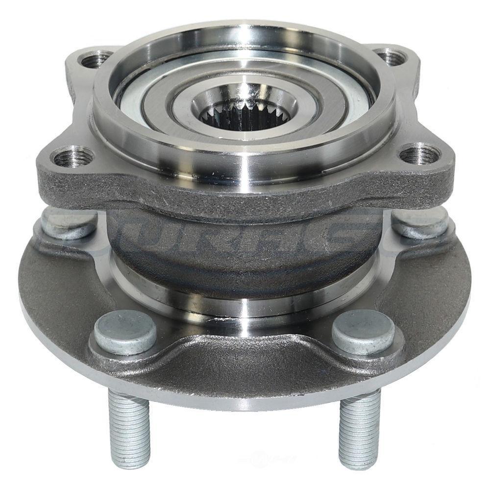 DURAGO - Wheel Bearing & Hub Assembly (Rear) - D48 295-12291