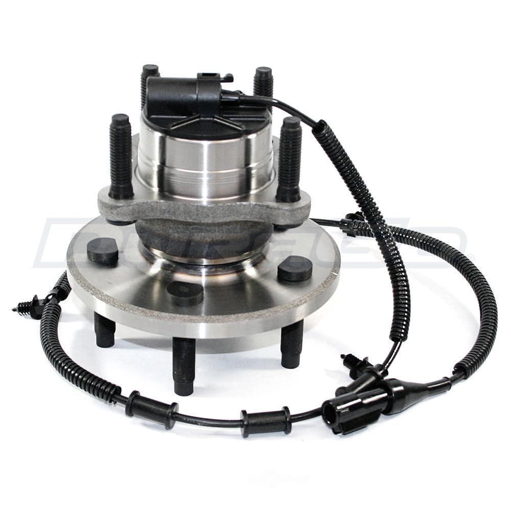 DURAGO - Wheel Bearing & Hub Assembly - D48 295-12313