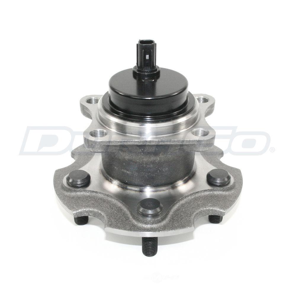 DURAGO - Wheel Bearing & Hub Assembly - D48 295-12372