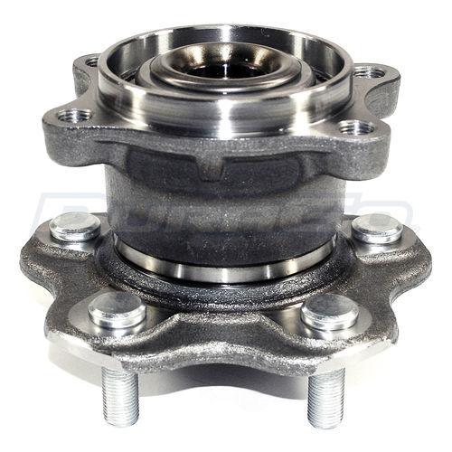 DURAGO - Wheel Bearing & Hub Assembly - D48 295-12373