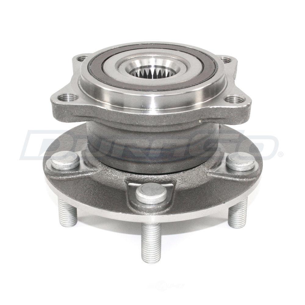 DURAGO - Wheel Bearing & Hub Assembly - D48 295-12382