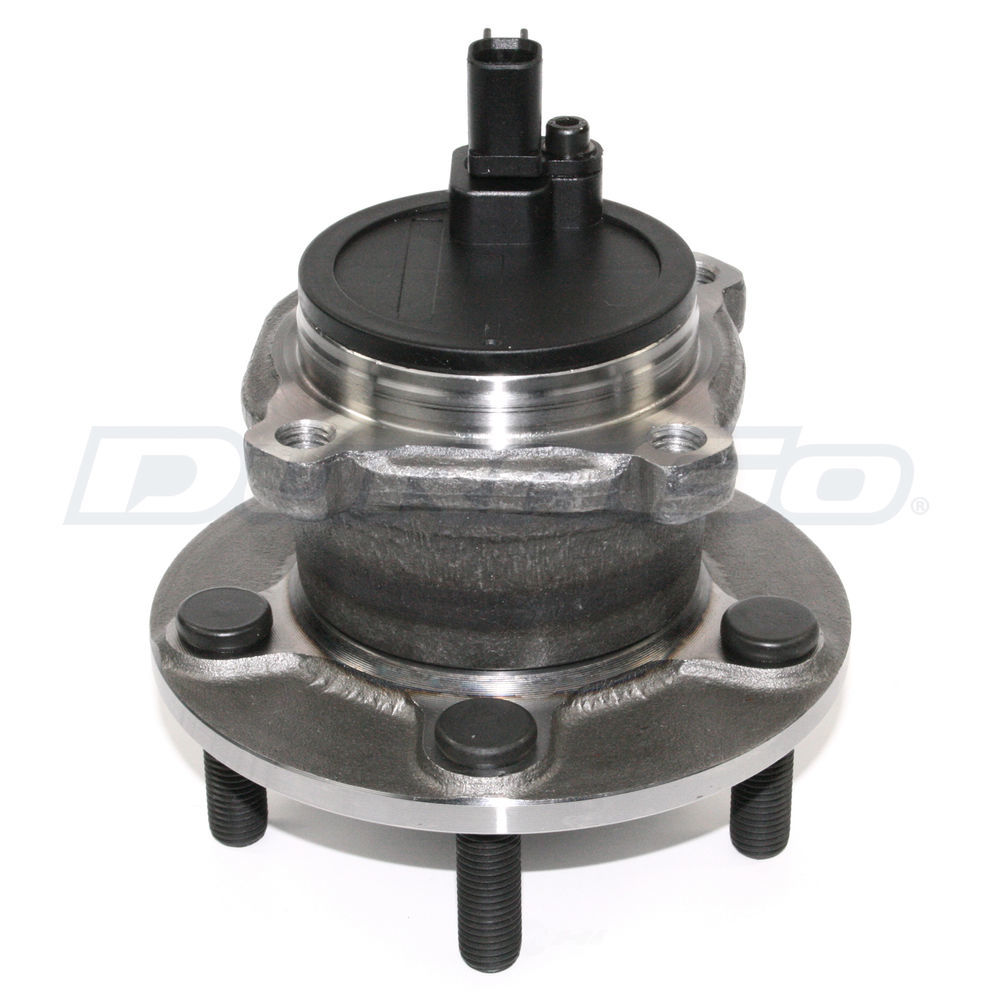 DURAGO - Wheel Bearing & Hub Assembly - D48 295-12411