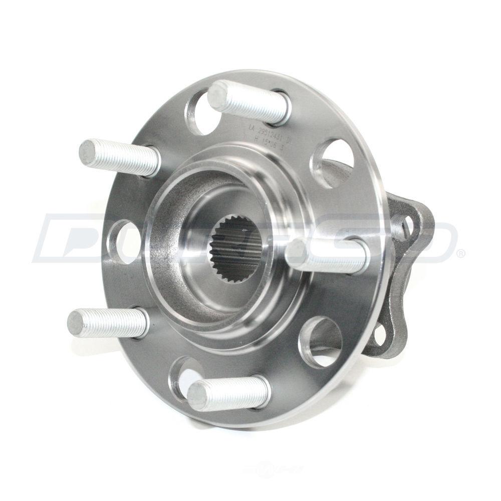DURAGO - Wheel Bearing & Hub Assembly - D48 295-12431