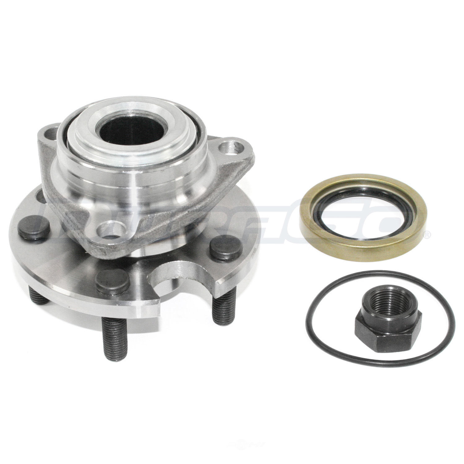 DURAGO - Axle Bearing and Hub Assembly - D48 295-13011