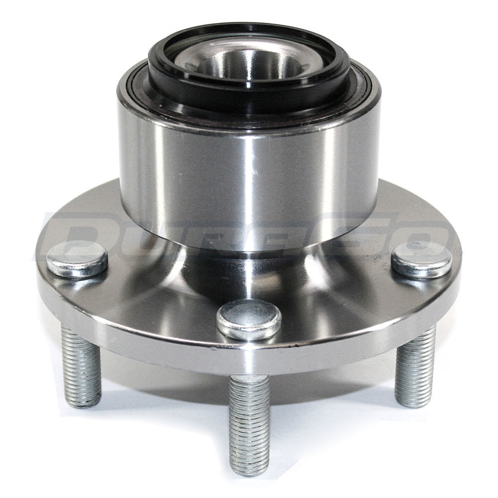 DURAGO - Axle Bearing and Hub Assembly - D48 295-13255
