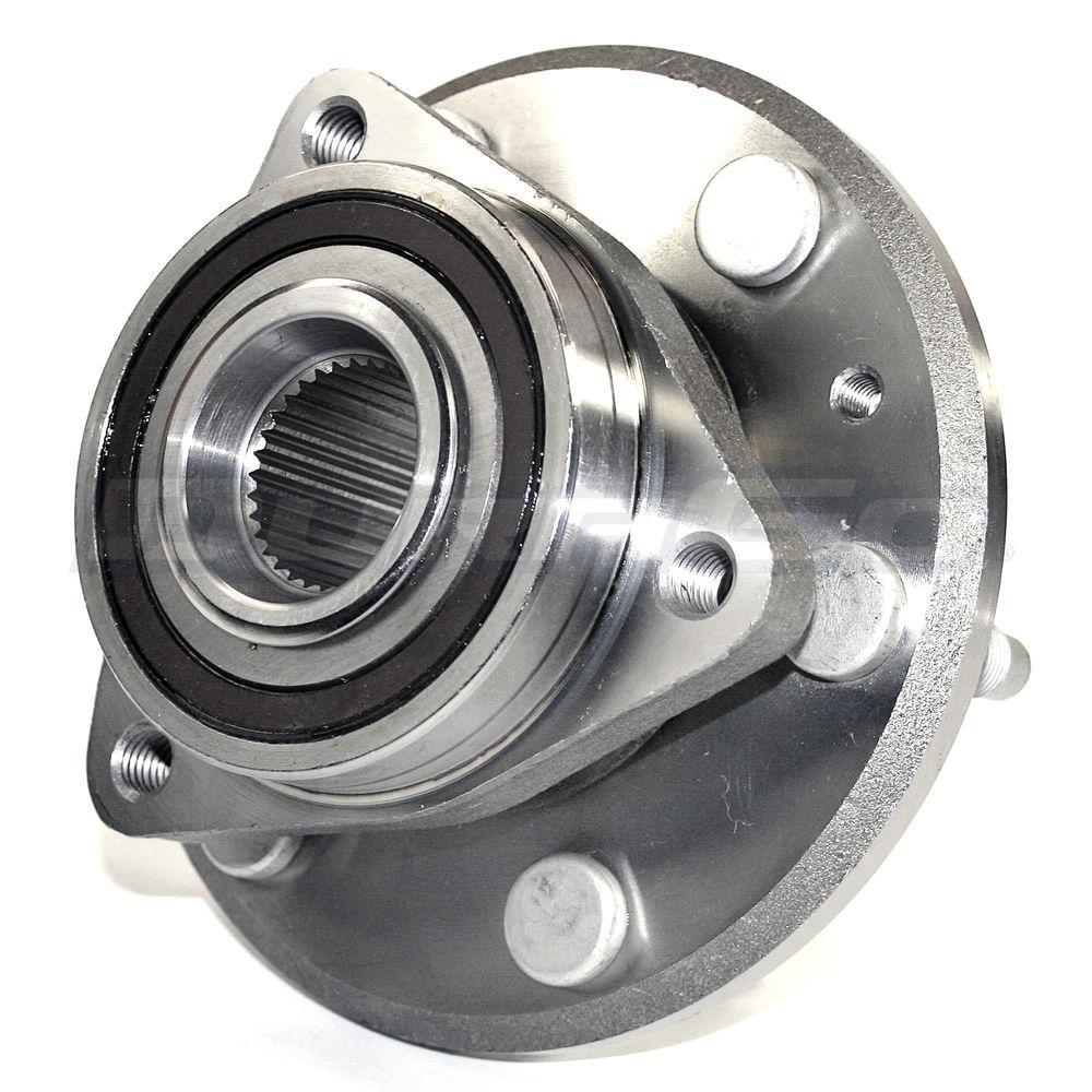 DURAGO - Wheel Bearing & Hub Assembly - D48 295-13277