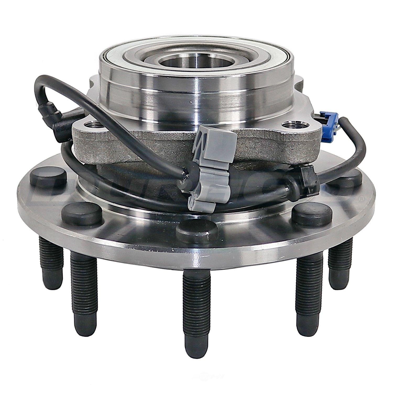 DURAGO - Wheel Bearing & Hub Assembly - D48 295-15058