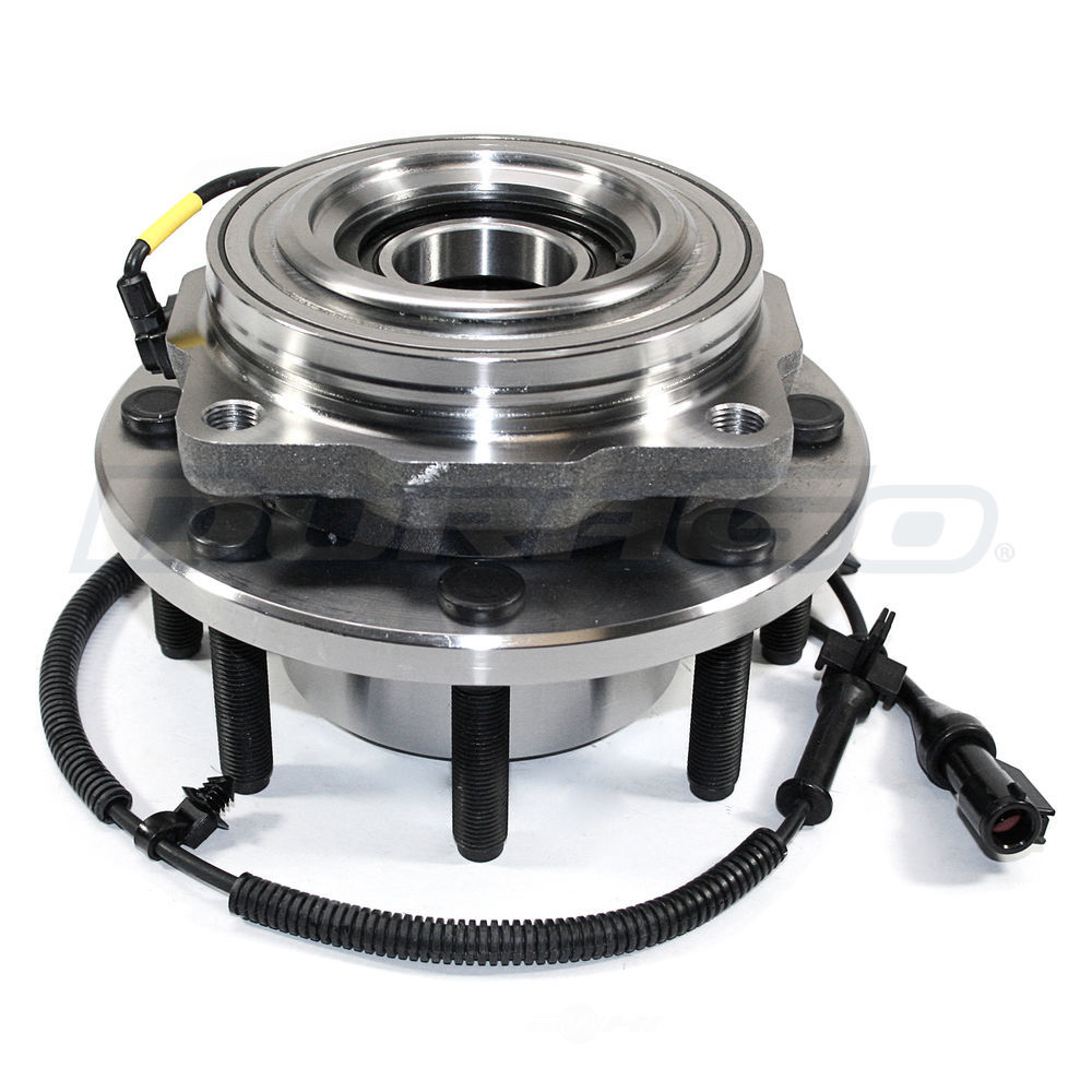 DURAGO - Axle Bearing and Hub Assembly - D48 295-15081