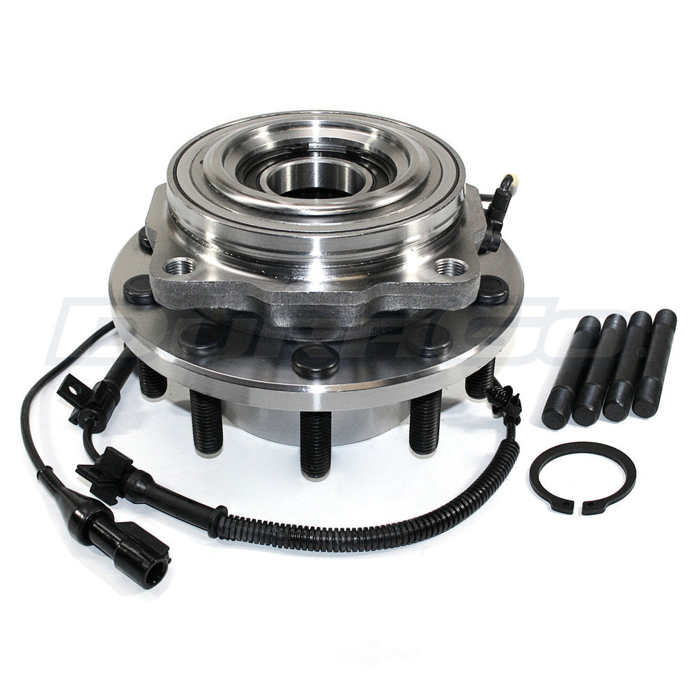 DURAGO - Axle Bearing and Hub Assembly - D48 295-15083