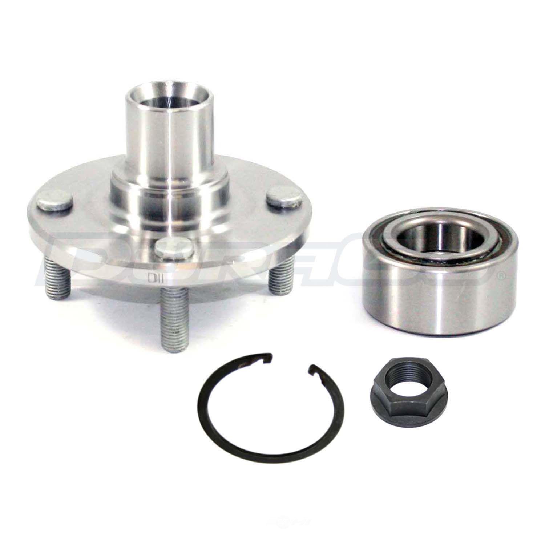 DURAGO - Wheel Hub Repair Kit - D48 295-18507