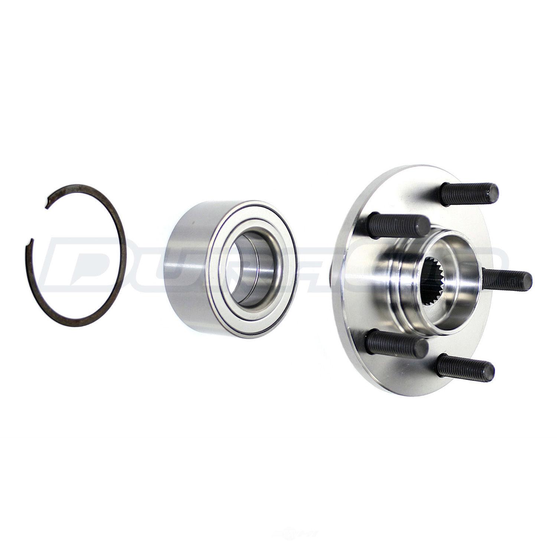 DURAGO - Wheel Hub Repair Kit - D48 295-18512