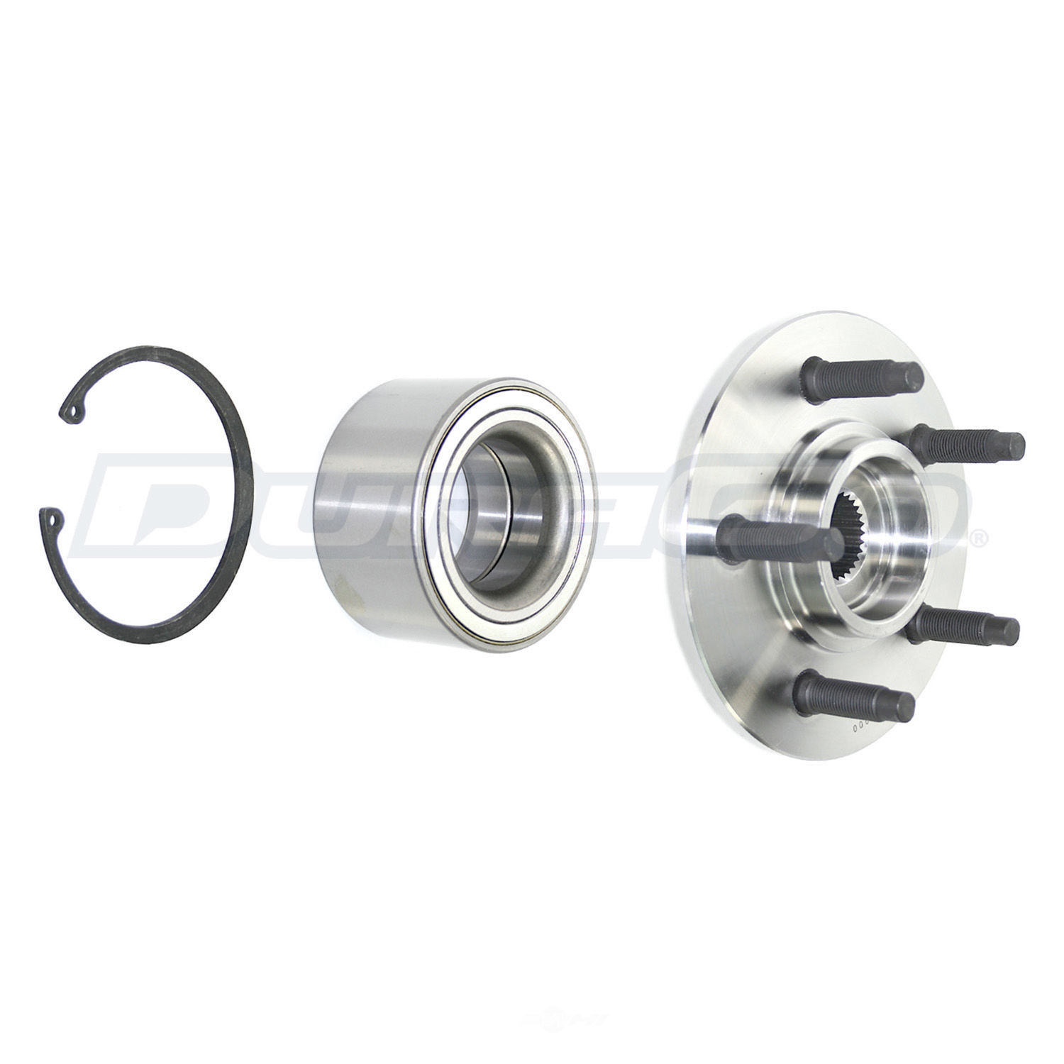 DURA INTERNATIONAL - Wheel Hub Repair Kit - D48 295-21000