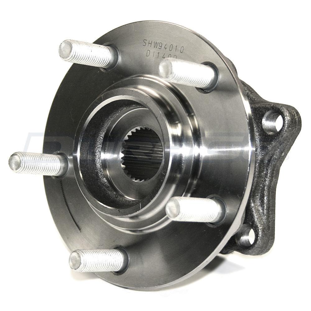 DURAGO - Wheel Bearing & Hub Assembly - D48 295-94010