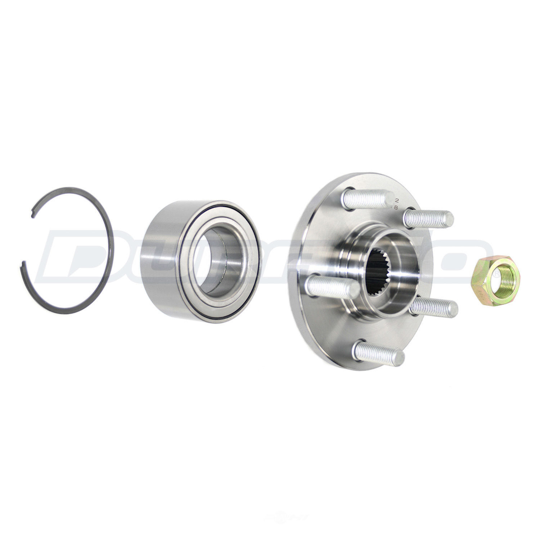 DURAGO - Wheel Hub Repair Kit - D48 295-96000