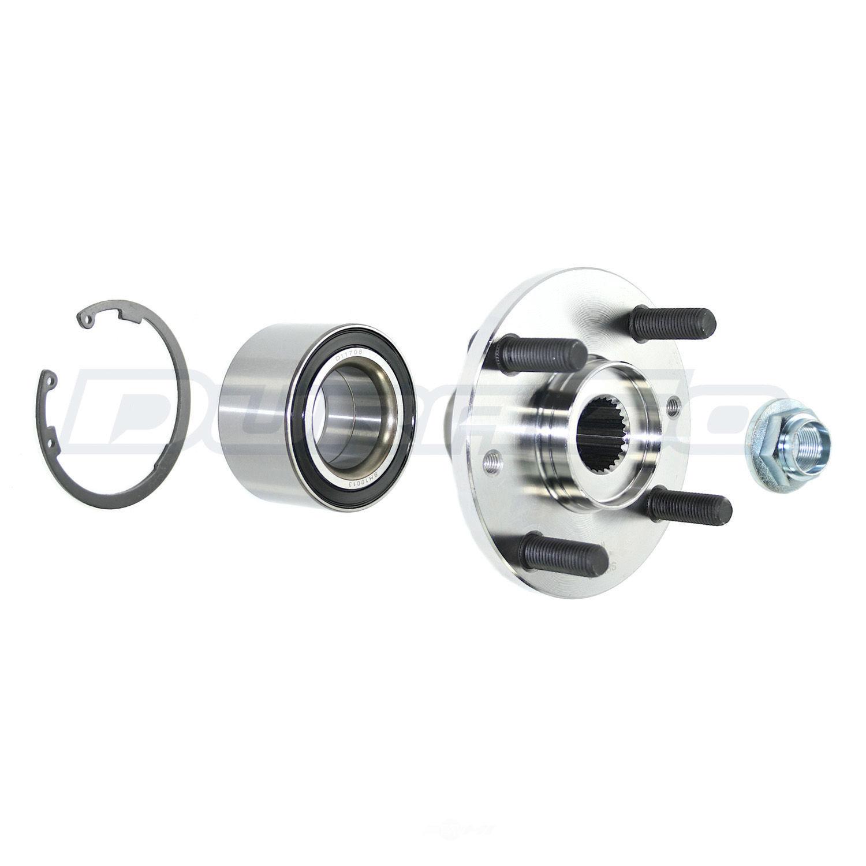 DURA INTERNATIONAL - Wheel Hub Repair Kit - D48 295-96007