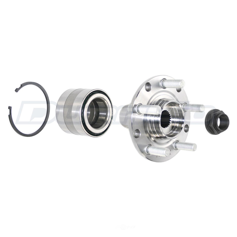 DURA INTERNATIONAL - Wheel Hub Repair Kit - D48 295-96018
