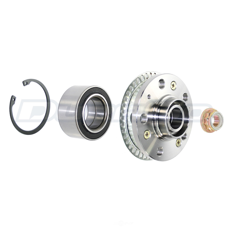 DURA INTERNATIONAL - Wheel Hub Repair Kit - D48 295-96020