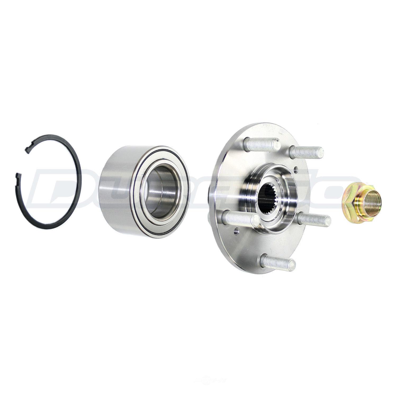 DURA INTERNATIONAL - Wheel Hub Repair Kit - D48 295-96037