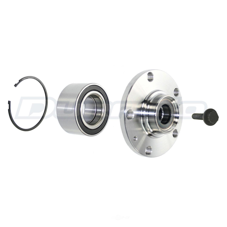 DURA INTERNATIONAL - Wheel Hub Repair Kit - D48 295-96055