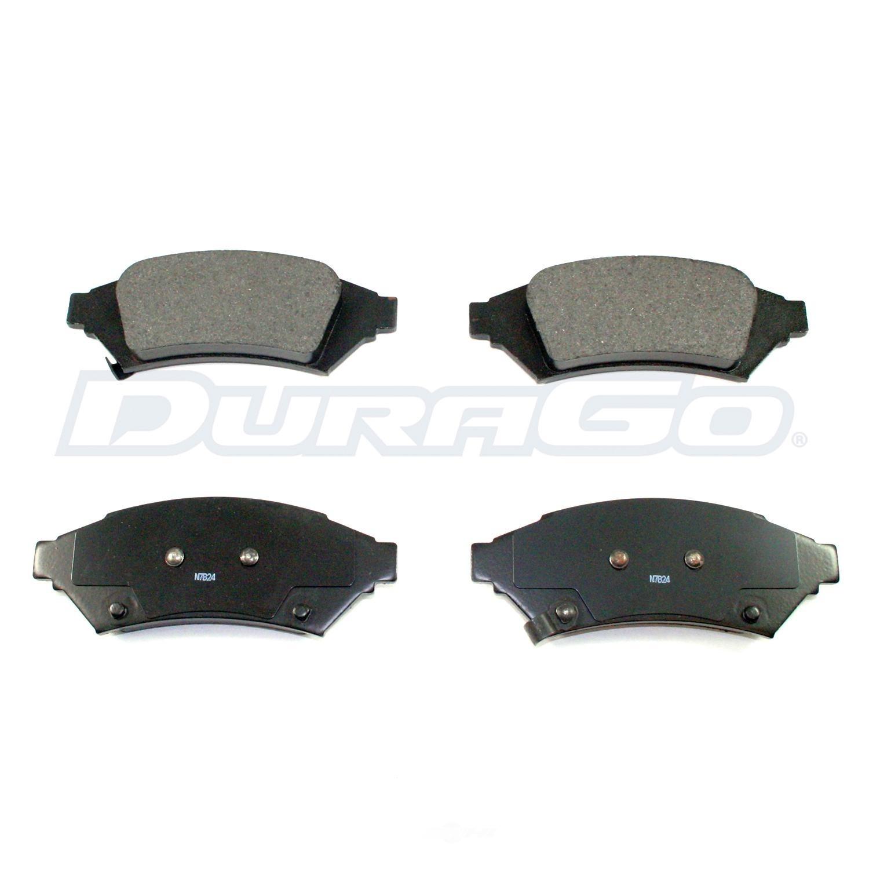 DURAGO - Disc Brake Pad - D48 BP1000MS