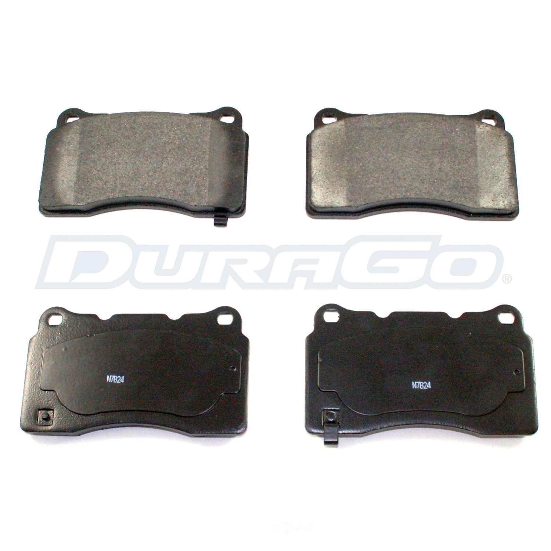 DURAGO - Disc Brake Pad - D48 BP1001MS