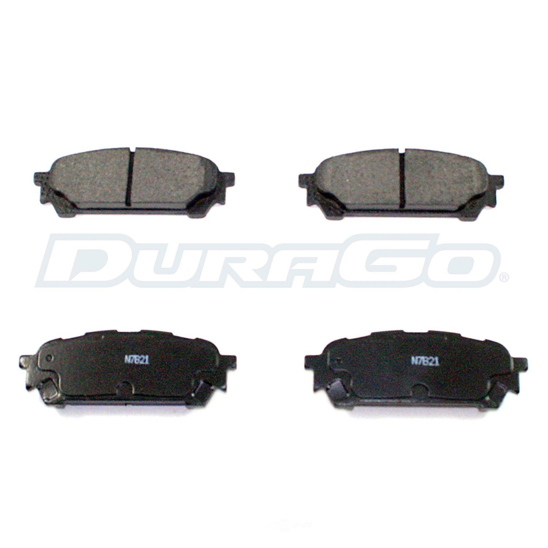 DURAGO - Disc Brake Pad - D48 BP1004C