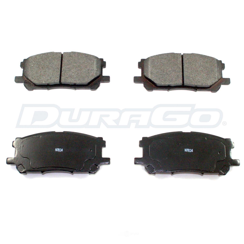 DURAGO - Disc Brake Pad - D48 BP1005C