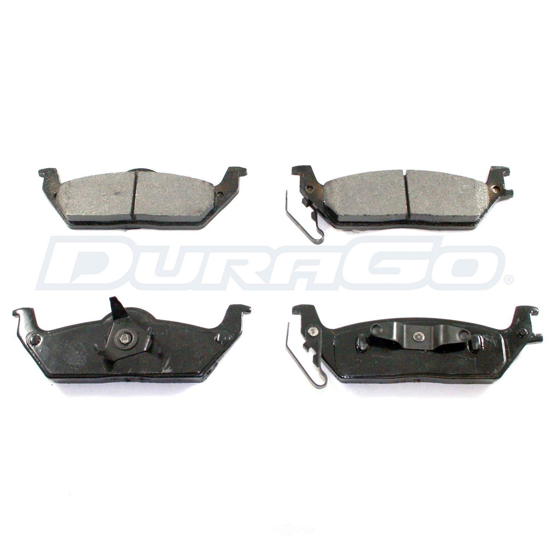 DURAGO - Disc Brake Pad - D48 BP1012MS