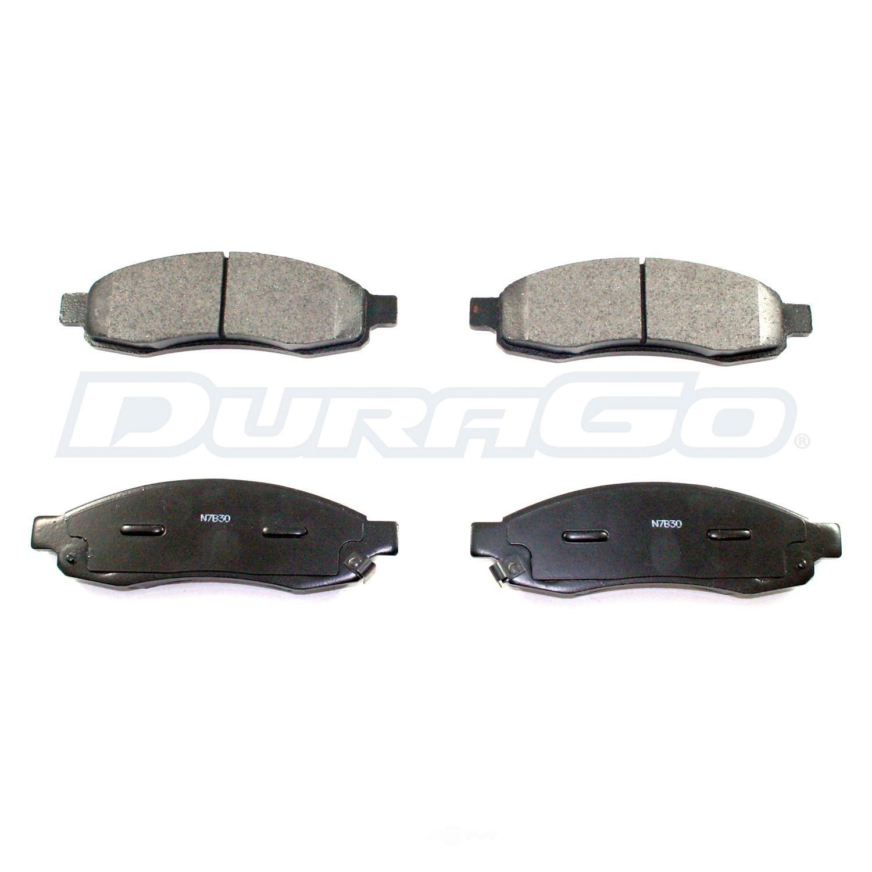 DURAGO - Disc Brake Pad - D48 BP1015C