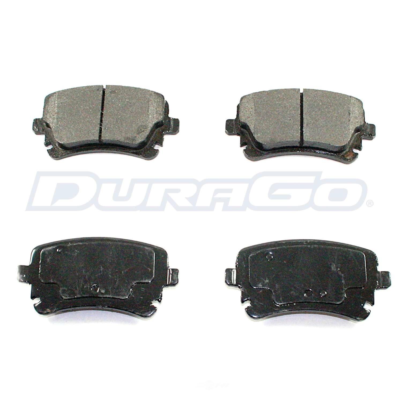 DURAGO - Disc Brake Pad - D48 BP1018MS