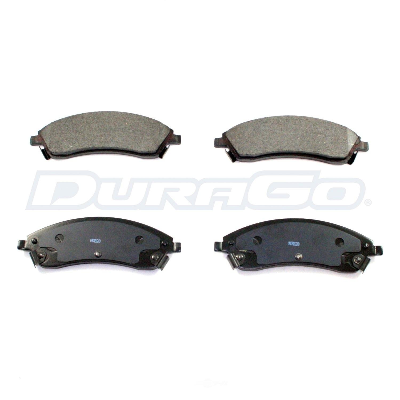 DURAGO - Disc Brake Pad - D48 BP1019MS