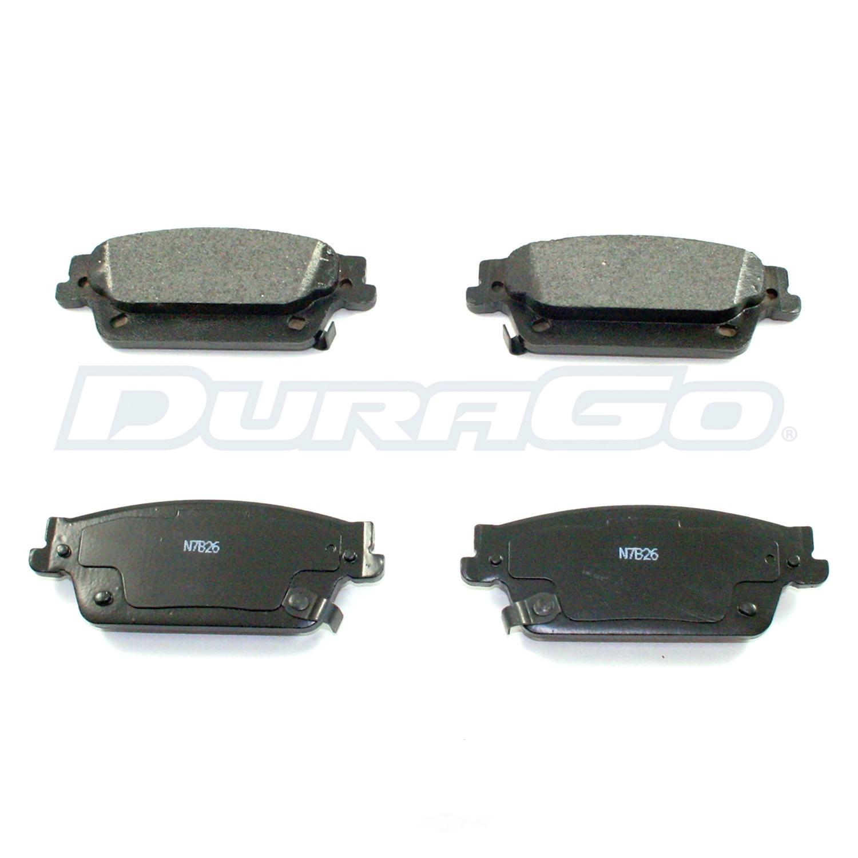 DURAGO - Disc Brake Pad - D48 BP1020C
