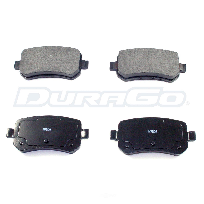 DURAGO - Disc Brake Pad - D48 BP1021MS