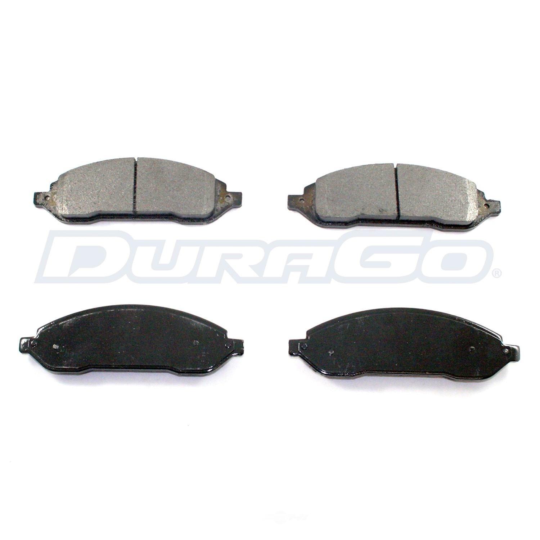 DURAGO - Disc Brake Pad - D48 BP1022MS