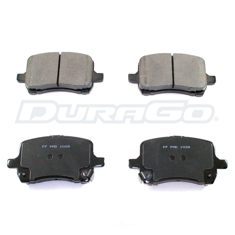 DURAGO - Disc Brake Pad - D48 BP1028C