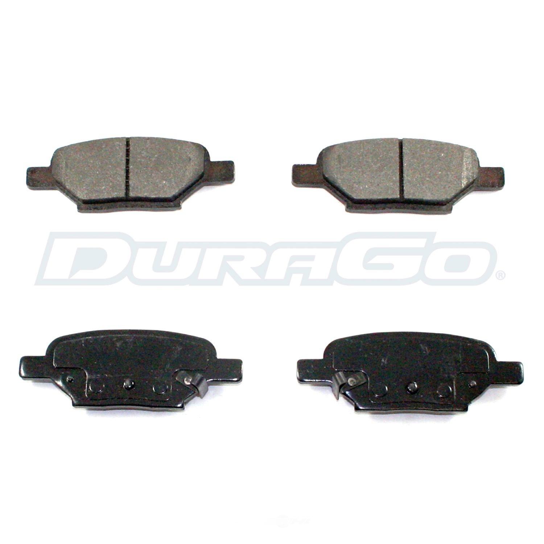 DURAGO - Disc Brake Pad - D48 BP1033MS