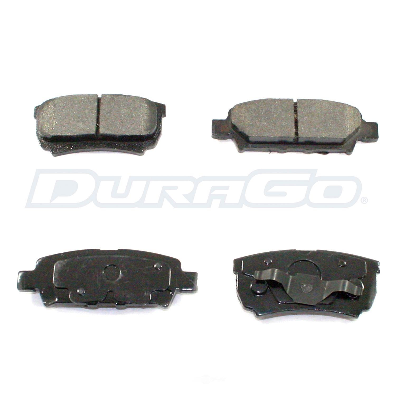 DURAGO - Disc Brake Pad - D48 BP1037MS