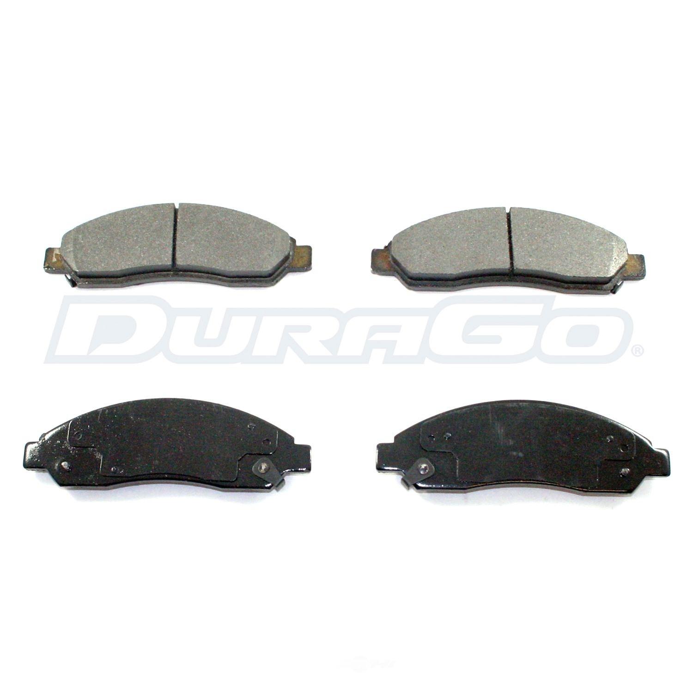 DURAGO - Disc Brake Pad - D48 BP1039MS