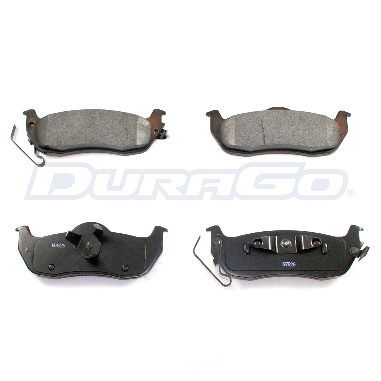 DURAGO - Disc Brake Pad - D48 BP1041C