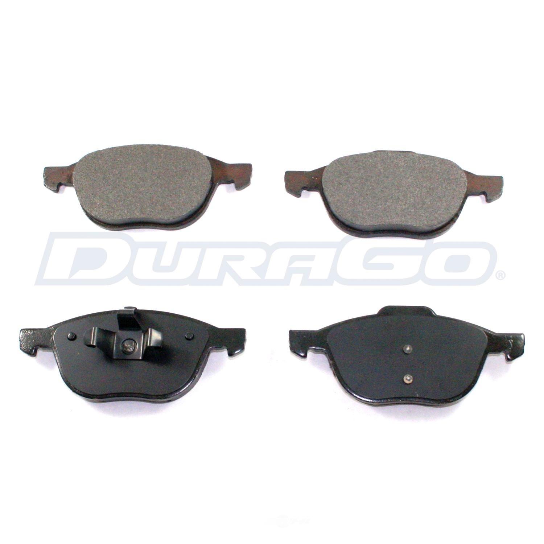 DURAGO - Disc Brake Pad - D48 BP1044MS