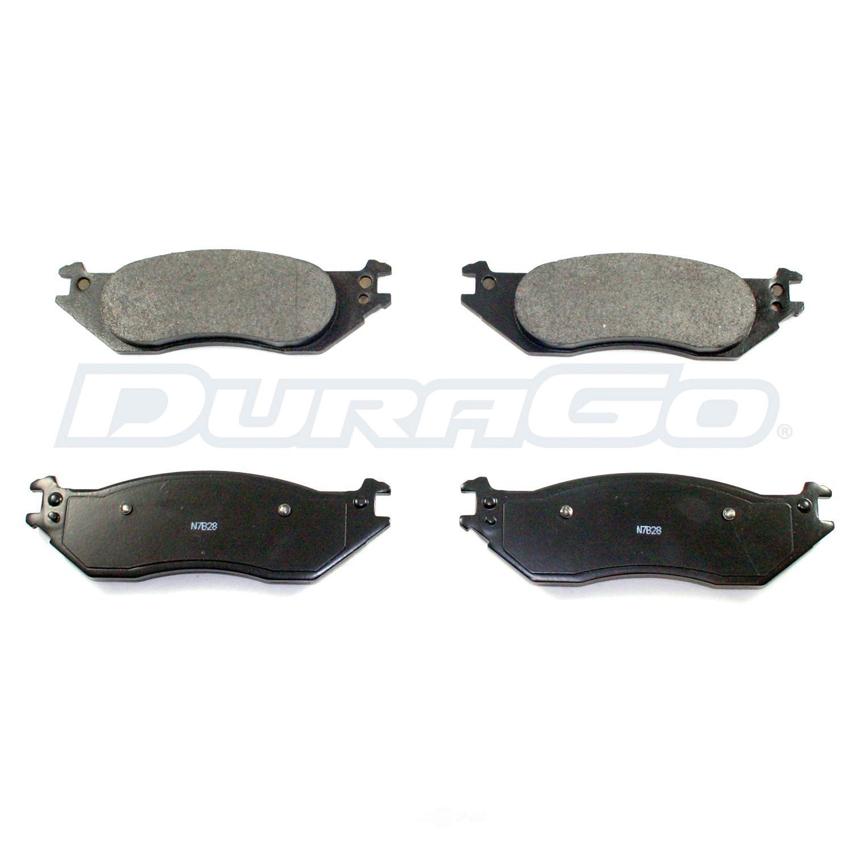 DURAGO - Disc Brake Pad - D48 BP1045MS