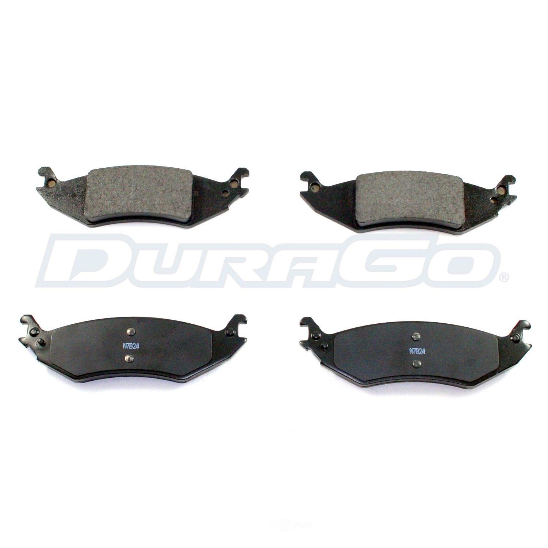 DURAGO - Disc Brake Pad - D48 BP1046MS