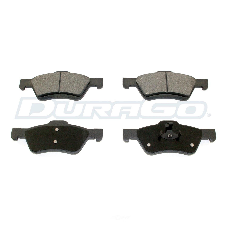 DURAGO - Disc Brake Pad - D48 BP1047MS