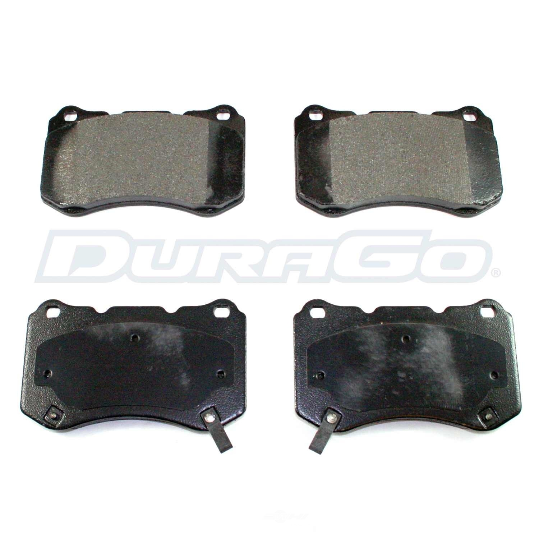DURAGO - Disc Brake Pad - D48 BP1049MS