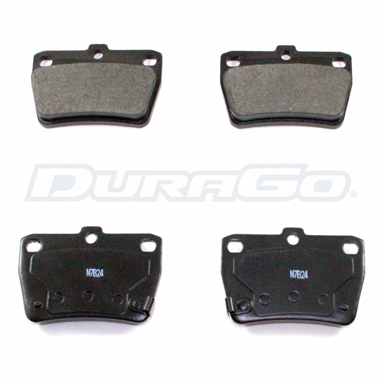 DURAGO - Disc Brake Pad - D48 BP1051C