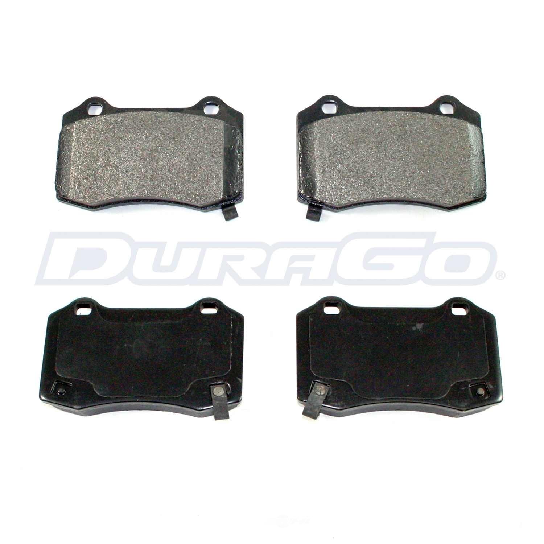 DURAGO - Disc Brake Pad - D48 BP1053MS