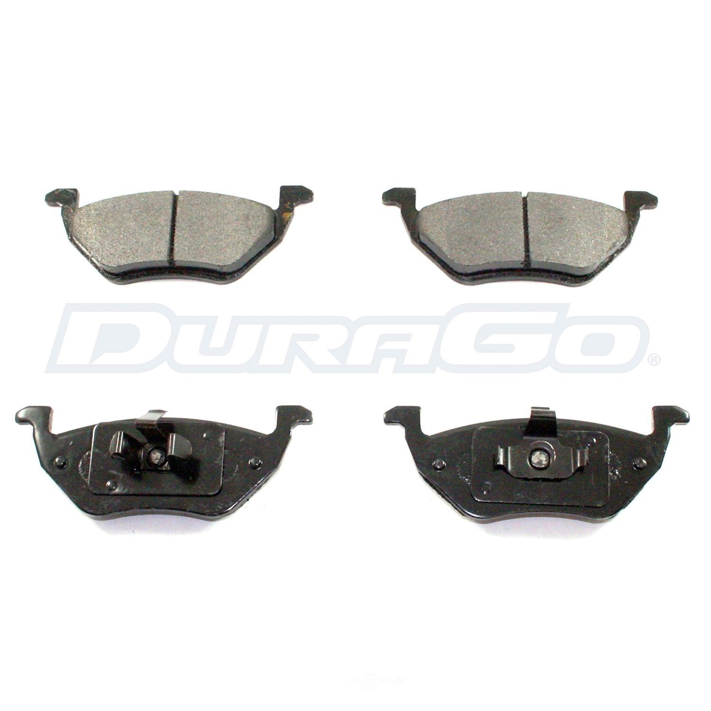 DURAGO - Disc Brake Pad - D48 BP1055C