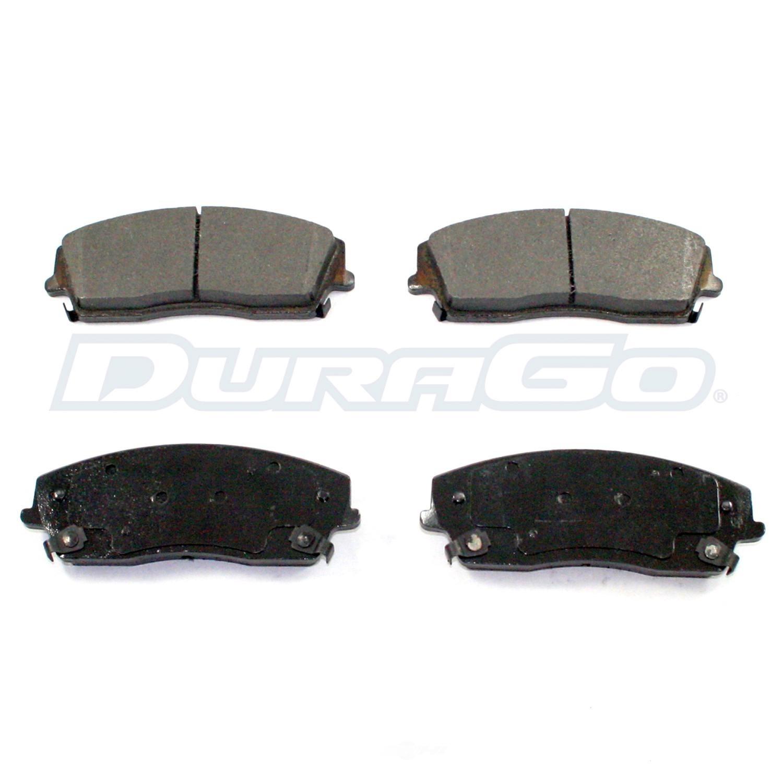 DURAGO - Disc Brake Pad - D48 BP1056MS